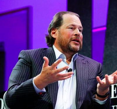 Billionaire Marc Benioff's $190 million deal for Time could drag tech deeper into Trump's firing line