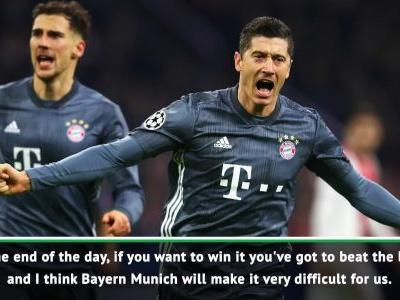 Bayern's history in Champions League is 'dangerous' for Liverpool - Rush
