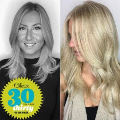 30 Under Thirty: Get to Know Colorist Shannon Keeley