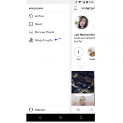 Instagram Has Developed A 'Usage Insights' Feature To Track Time Spent