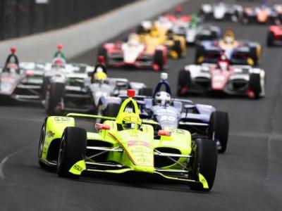 Simon Pagenaud Wins Incredible Late-Race Battle Against Alexander Rossi to Take Indy 500 Victory