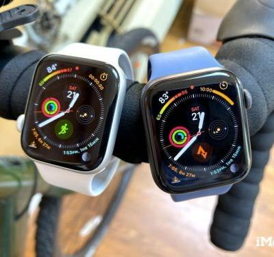 Apple Watch Series 5 battery test: 50 miles with an always on display