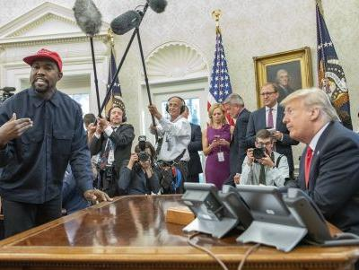 Kanye West's Apology Tweets Mean Nothing
