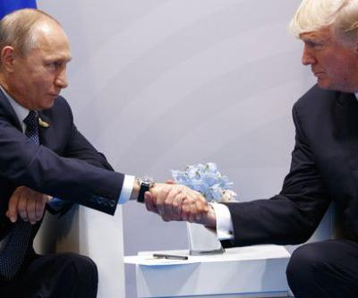 Putin thanks Trump after CIA tip thwarts Russia terror attacks