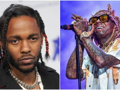 """Kendrick Lamar and Lil Wayne Are a Perfect Student-Master Duo on """"Mona Lisa"""""""