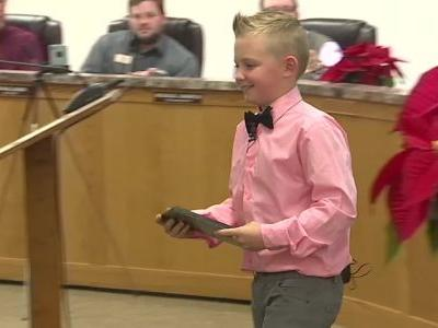 Thanks to 9-year-old boy, people in a Colorado town can once again have snowball fights