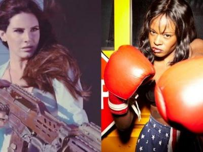 Lana Del Rey wants to fight Azealia Banks