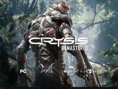 Crysis Remastered leaked, coming to PC, PS4, Xbox One and Switch