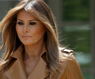 First Lady Melania Trump Just Underwent Kidney Surgery, Will Be Hospitalized for the Next Week