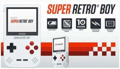 Replay Your Favorite Game Boy Titles with Super Retro Boy