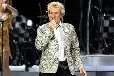 Rod Stewart Had a Blast During his Scottish Cup Draw Appearance, Check Out the Reactions