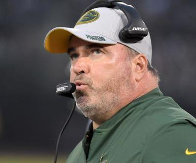 Jets interview former Packers coach Mike McCarthy; Does his résumé make him the top choice?