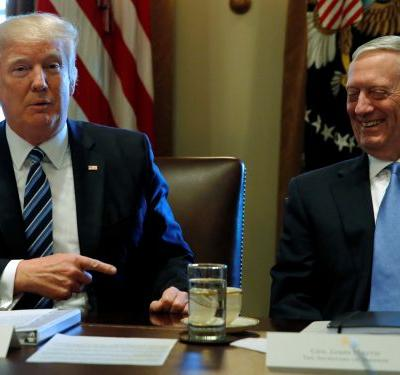 Mattis calls report Trump wanted to expand US nuclear arsenal 'absolutely false'