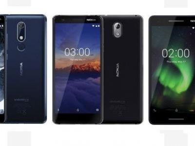 Purchase Nokia 3.1 and Nokia 2 at a great discount!