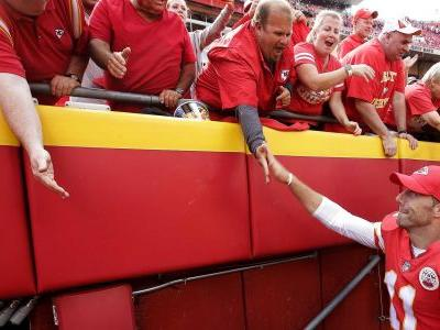 Former Chiefs quarterback Alex Smith announces retirement after 16-year NFL career