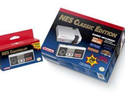 NES Classic Edition Returns to Retail on June 29th