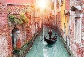 Venice alluring tourists with popular tourism hot-spots