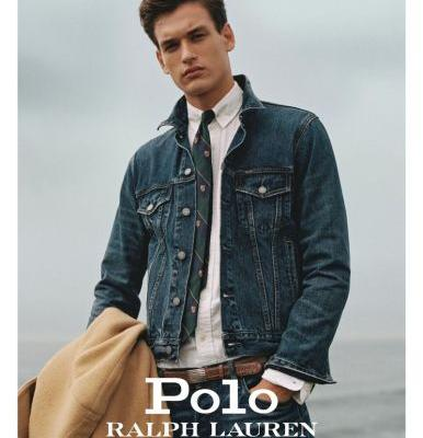 Jegor & George Visit Montauk for POLO Ralph Lauren Fall '19 Denim Campaign