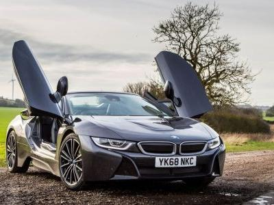 BMW i8 Roadster Review: Take Away The Roof, And The Desire Grows