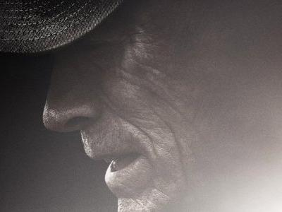 Clint Eastwood Is On The Run In The Mule Poster