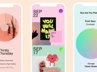 Facebook's Tuned is a private messaging app made for couples