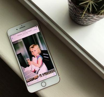 What are the lighting settings for Portrait Mode for iPhone 8 Plus?