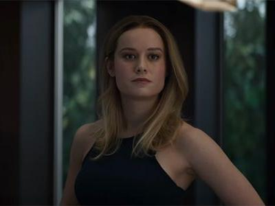 Captain Marvel Is Getting A Box Office Boost From Avengers: Endgame