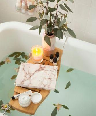 Do Yourself a Favor and Buy a Bath Tray This Year