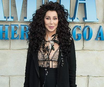 Cher's Secret to Getting a Super Toned Butt at 72 Years Old