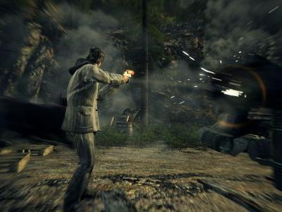 Alan Wake and his bright-ass flashlight join the Xbox and PC Game Pass library next week