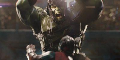 New Thor: Ragnarok Video Shows More Of Hulk And Thor's Fight