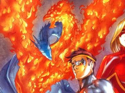 Krypton Season 2 to Explore Nightwing & Flamebird Origin Stories