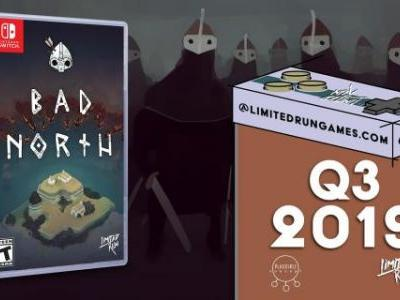 Bad North to Get Switch Physical Edition in Q3 2019
