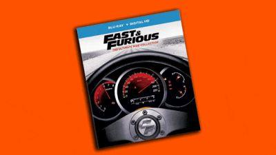 This Fast & Furious DVD Box Is Just So Terrible
