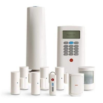 Add SimpliSafe's 10-piece security system to your home while it's just $110