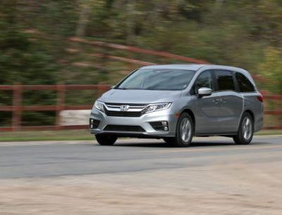 2018 Honda Odyssey Nine-Speed Tested: Gives Up a Gear, Doesn't Lose Much