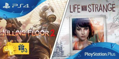 Killing Floor 2 and Life is Strange rumored for PlayStation Plus in June