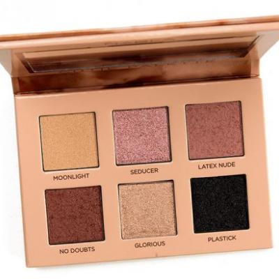 NABLA Cosmetics Nude Cutie Palette Review & Swatches