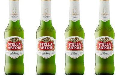 Stella Artois brand beer recalled for possible glass particles