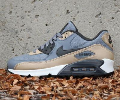 Nike's Air Max 90 Premium Incorporates Wool For a Fall-Ready Look