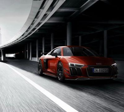 Limited Edition Audi Sport Performance Parts R8 V10 Plus Looks Furious