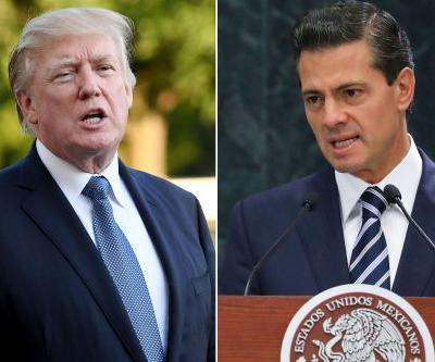 Meeting between Trump, Mexican president delayed after heated phone call