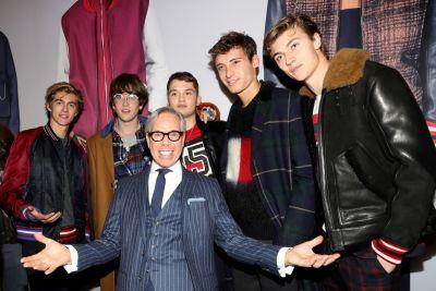 Tommy Hilfiger Brings His Collection to Pitti for the First Time, with a Focus on Millennials