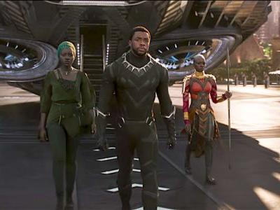 The new 'Black Panther' trailer reveals one of Marvel's most ambitious movies yet