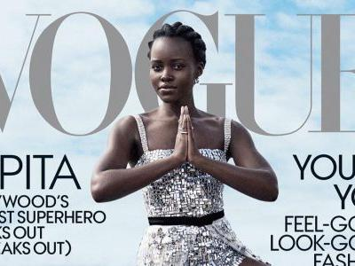 Of Course Lupita Nyong'o Can Do Yoga on a Stand-Up Paddleboard