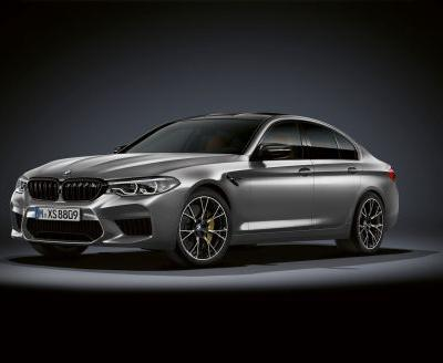 BMW M5 Competition Is Official With 625 HP