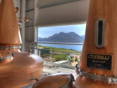 Isle of Raasay Distillery: Bringing Whiskey to Unchartered Territory