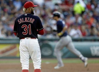 Rays 6, Indians 4: Four home runs doom Danny Salazar in loss