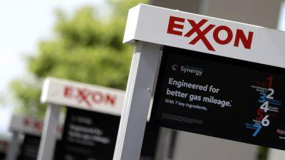 Shareholders Push Exxon To Disclose Business Impact Of Fighting Climate Change