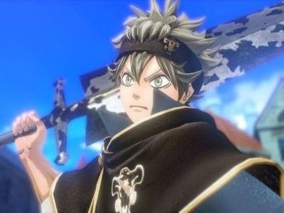 Fans Can Now Vote for the Third DLC Character in Black Clover: Quartet Knights